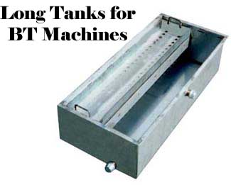 Specialty Vibratory Waste Tank