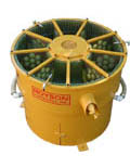 Round Bowl Vibratory Machines