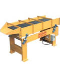 Vibratory Screen Separators & Classifiers